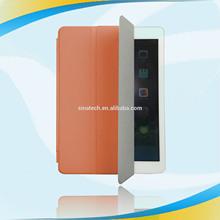 hot sale folio for ipad air 2 transparent case