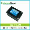 Deep cycle Lithium ion ups battery 12V 7.5Ah