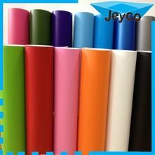 JEYCO VINYL Self adhesive vinyl sheet, inkjet printable vinyl roll for car bus body wrapping