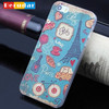 Coloful Cute OEM Design Picture Ultrathin Case For Iphone 5, For Iphone Case