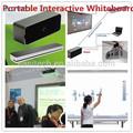 Mini inteligente, Inteligente portátil pizarra interactiva de la ayuda del LCD pantalla para la escuela