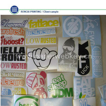 Custom car sticker car decoration vinyl sticker Vinyl Car sticker/decal