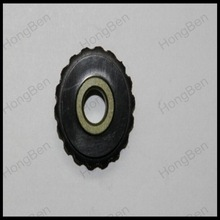 High Quality Motorcycle Three Guide Wheel/oil pumpsheel/tensioner pulley