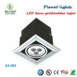 Led bean lamp, grlille lamp,led drop ceiling light panels