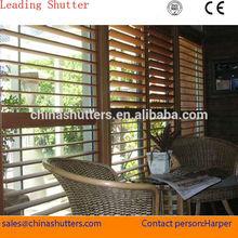 Wooden Blind,Wood Shutter,Screen