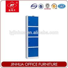 Modular home furniture steel armoire wardrobe