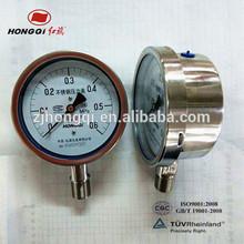 safe glass dial wika pressure gauge types