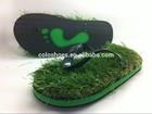 Popular High Density Grass Slipper /Beach Man Sandal Slipper