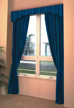 PVC doors windows large casement windows window french type /casement window with blinds