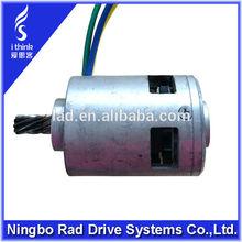 Ningbo professional manufacturer brushless motor client customized electric wheel hub motor