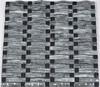 decorative tile, irregular glass mosaic, newly design mosaic for hotel