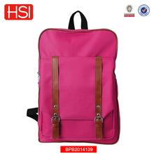 new products BSCI Walmart audited 600D girls school bag