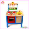 2014 New Kids Wooden Kitchen Set,Kids Wooden Kitchen Set,Kids Wooden Kitchen Set toy W10C032