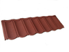 Prime Color stone coated metal roofing sheet fade-proof red color
