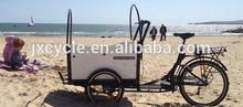 electric cargo trike for children