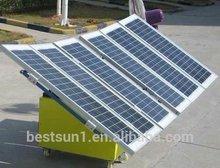 commercial CE TUV proved CE TUV prove 200w sun power solar panel