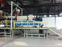 pvc flex banner production machine line for frontlit,backlit,glossy,matt