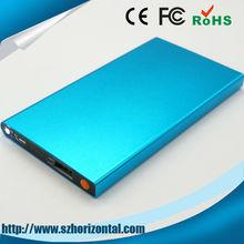 OEM Customized design power bank for macbook pro /ipad mini
