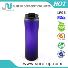 2014 new produc plastic double - insulated cups (MPUM)