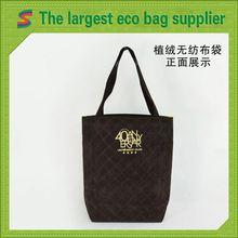 Purple Non Woven Bag China Non Woven Bag