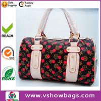 promotional luxury designer fashion trends ladies leather handbag