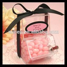 China Factory Sale Clear Acrylic Candy Dispenser,Plexiglass Candy Bin