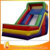 Crazy amusement equipment inflatable water slide parts for sale
