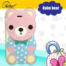 Kube bear series mobile phone case for samsung