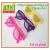 Safety sun many style kid's toy glasses