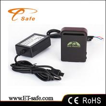 Real time mini size gps tracker dog tk102b Via gprs gsm mini gps personal locator mini gps tracker for pet mt90 system