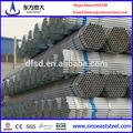 hdg galvanizado andaimes tubo de aço diâmetro 60mm