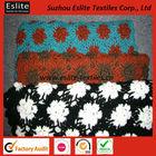 Decorative Sunflower Handmade Crochet Blanket