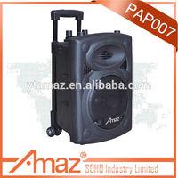 2014 newest design popular bass amplifier suction cup speaker
