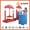 Silicone sealant machine, sealant mixer, planetary mixer machine for sealant