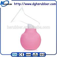 BPA Free CE Certificate Silicone Portable Breast Pump
