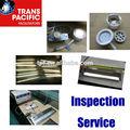 Inspección de calidad, la fábrica de auditoría, aceite de plantas y animales