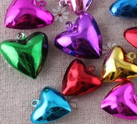 Many kind of Round,oval and Heart shape Colorful Christmas decoration