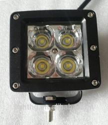"3"" 20W led work light 20W mini jeep motorcycle led headlight pod light"