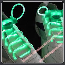 Kind of Led Shoelaces on Hockey Skates