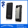 China cellphone accessories repair back glass housing battery cover for iPhone 4s