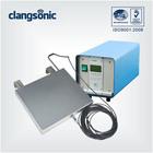 whole set transducer and generator ultrasonic cleaning machine, submerged ultrasonic transducer