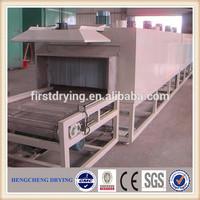 Commercial Fruit Drying Machine / Fruit Mesh Belt Dryer