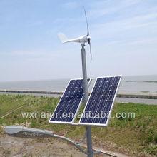 600w high efficiency wind electricity generators for wind solar hybrid system