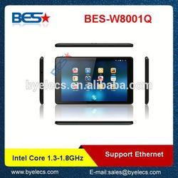8 inch 1280x800 3g ultra slim windows tablet