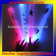 New LED Foam Stick LED Foam Flashing Light Stick LED Foam Glow Sticks China Manufacturer