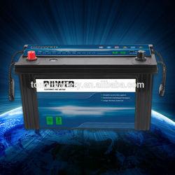Car Usage and 12v Voltage mf sedan car battery12v105ah