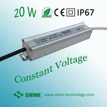 20w dc 12 volt switching power supply ce rohs emc