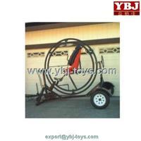 2014 amusement human gyroscope, human gyroscope rides for sale