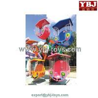 china high quality outdoor mini amusement park kiddie ferris wheel for sale
