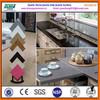 Seashell Quartz Kitchen Countertop